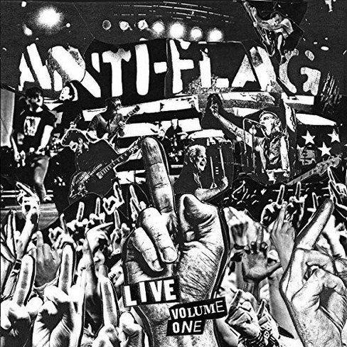 Anti-flag - Live Vol 1 (Vinyl) - image 1 of 1