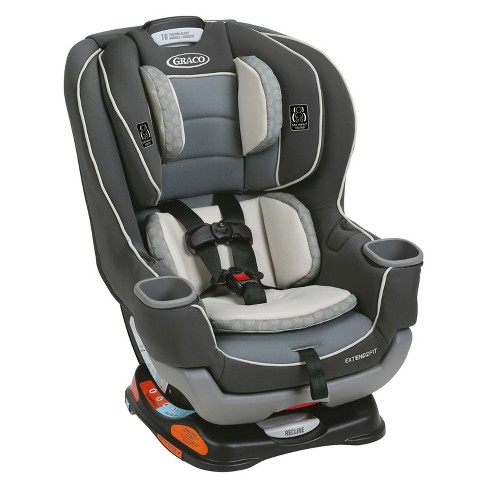 GracoR Baby Extend2Fit 65 Convertible Car Seat