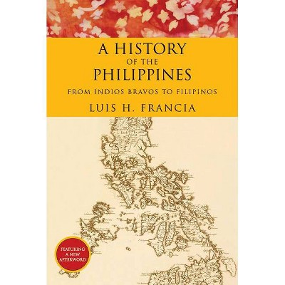 History of the Philippines - by  Luis H Francia (Paperback)