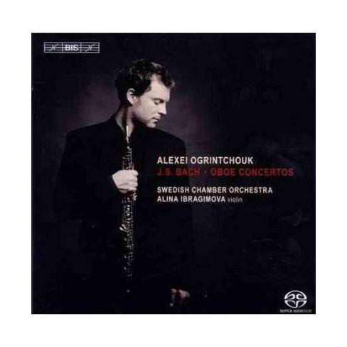 Alexei Ogrintchouk - Bach: Oboe Concertos (CD) - image 1 of 1
