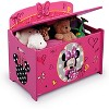 Delta Children® Minnie Mouse Deluxe Toy Box - image 2 of 4