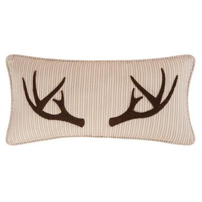 "C&F Home 12"" x 24"" Sleepy Forest Tufted Throw Pillow"