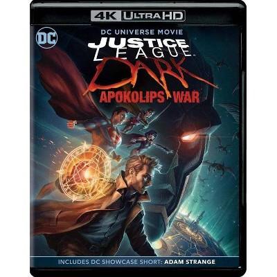 Justice League Dark: Apokolips War (4K/UHD)