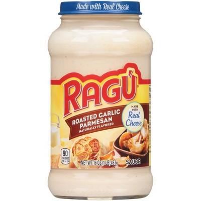 Ragu Roasted Garlic Parmesan Sauce - 16oz