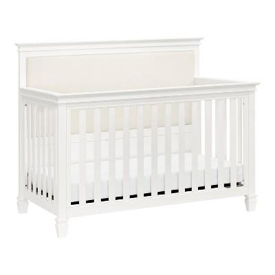 Million Dollar Baby Classic Darlington 4-in-1 Convertible Crib - Warm White