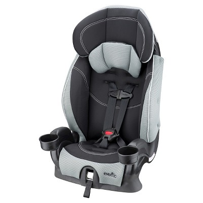 Evenflo® Chase LX Booster Car Seat : Target