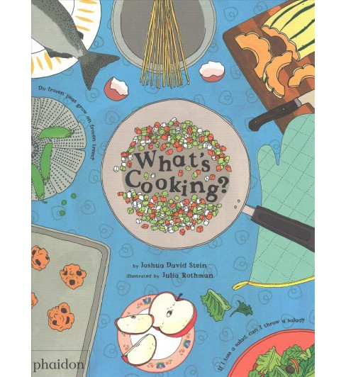 What's Cooking? (Hardcover) (Joshua David Stein) - image 1 of 1