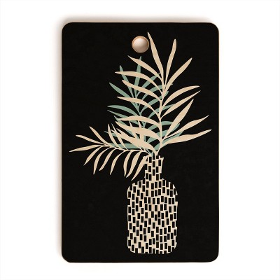 """17"""" Wood Alisa Galitsyna Still Life with Vase and Branches Cutting Board - society6"""