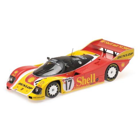 Porsche 962C #17 Bell/ Stuck 200 Meilen von Nurnberg 1987 Ltd Ed 504 pcs Worldwide 1/18 Diecast Model Car by Minichamps - image 1 of 2