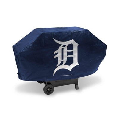 MLB Detroit Tigers Deluxe Grill Cover