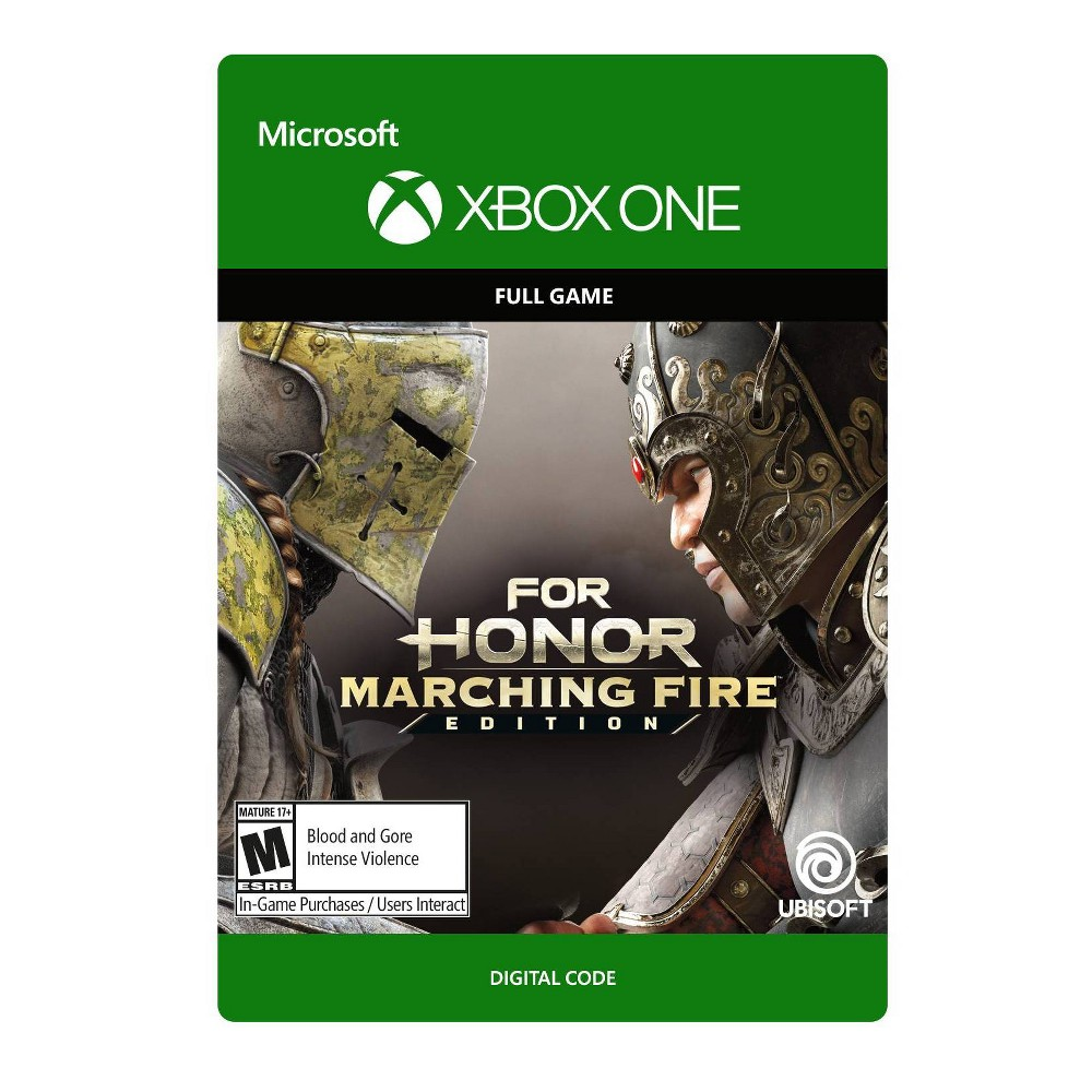 For Honor: Marching Fire Edition - Xbox One (Digital)