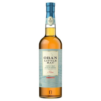 Oban Little Bay Single Malt Scotch Whisky - 750ml Bottle