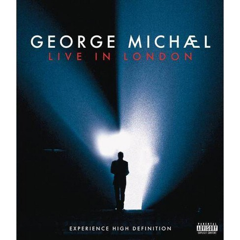 George Michael: Live in London (Blu-ray) - image 1 of 1