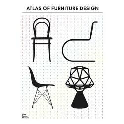 Atlas of Furniture Design - (Hardcover)