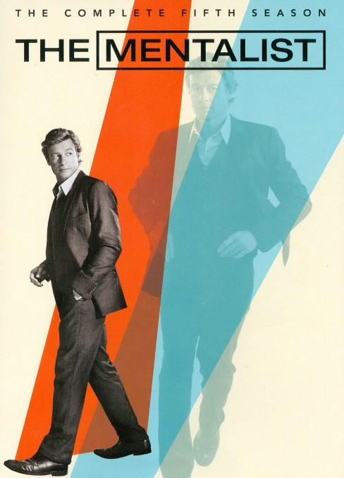 The Mentalist: The Complete Fifth Season (5 Discs) (Widescreen) - image 1 of 1