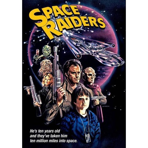 Space Raiders (DVD) - image 1 of 1
