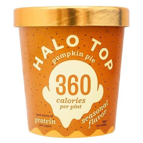 Halo Top Gingerbread House Ice Cream - 16oz - image 1 of 1