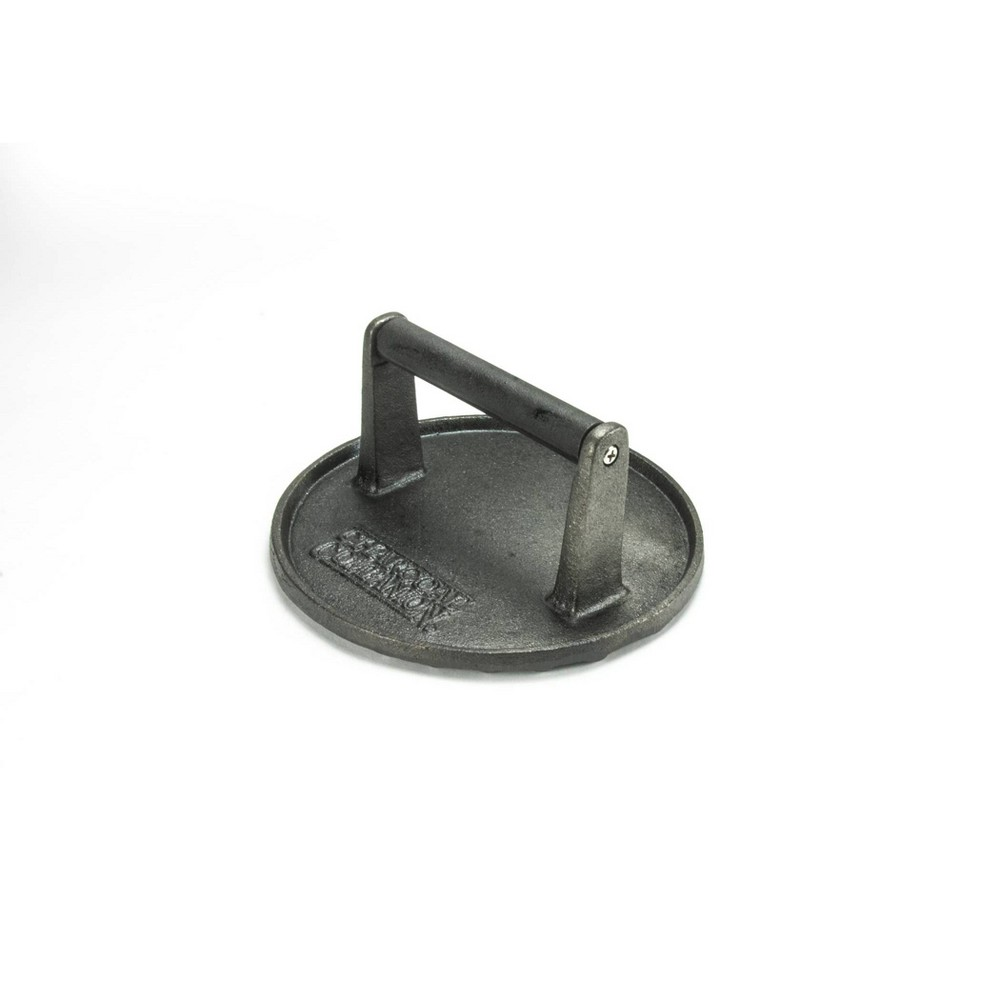Image of Charcoal Companion Cast Iron Round Grill Press