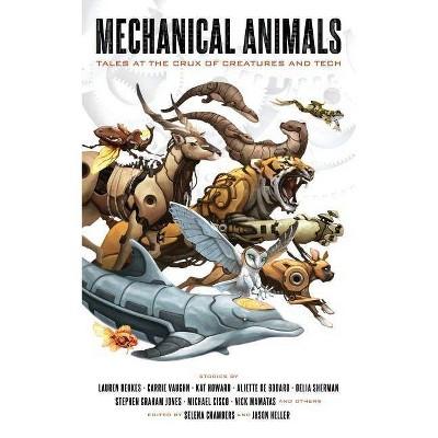 Mechanical Animals - by  Lauren Beukes (Paperback)