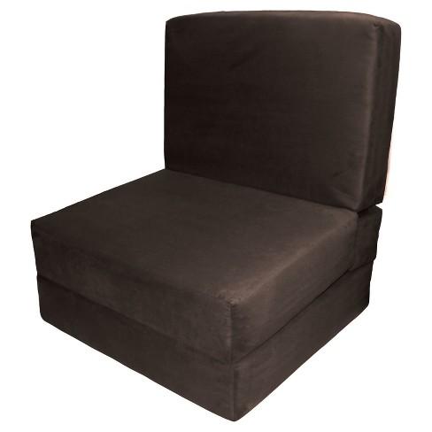 Amazing Nomad Flip Chair Child Size Sleeper Bed Sit N Sleep Dailytribune Chair Design For Home Dailytribuneorg