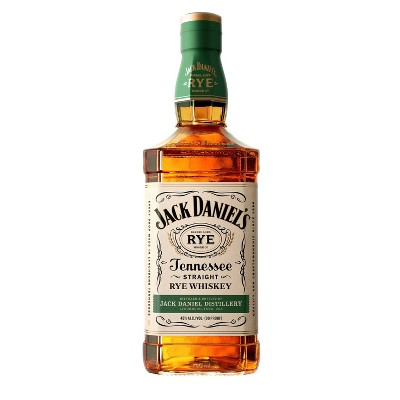 Jack Daniel's Tennessee Rye Whiskey - 750ml Bottle