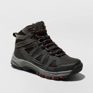 Boys' Patsy Hiking Boots - Cat & Jack™ Black 6