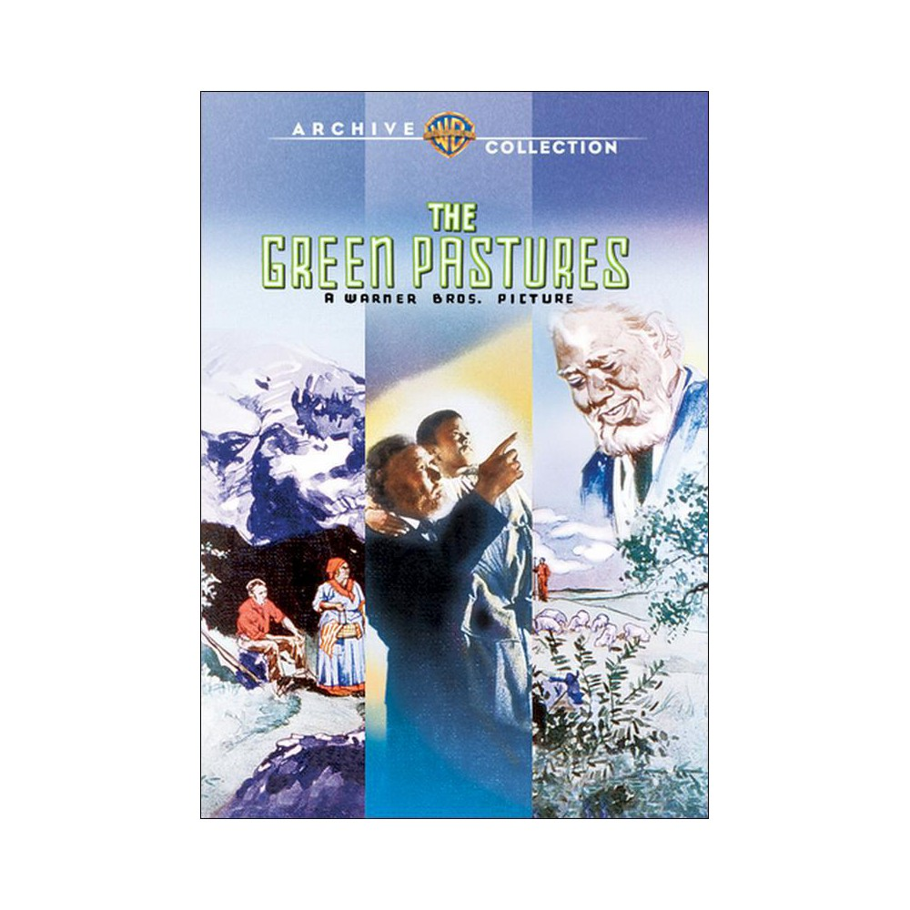 Green Pastures (Dvd), Movies
