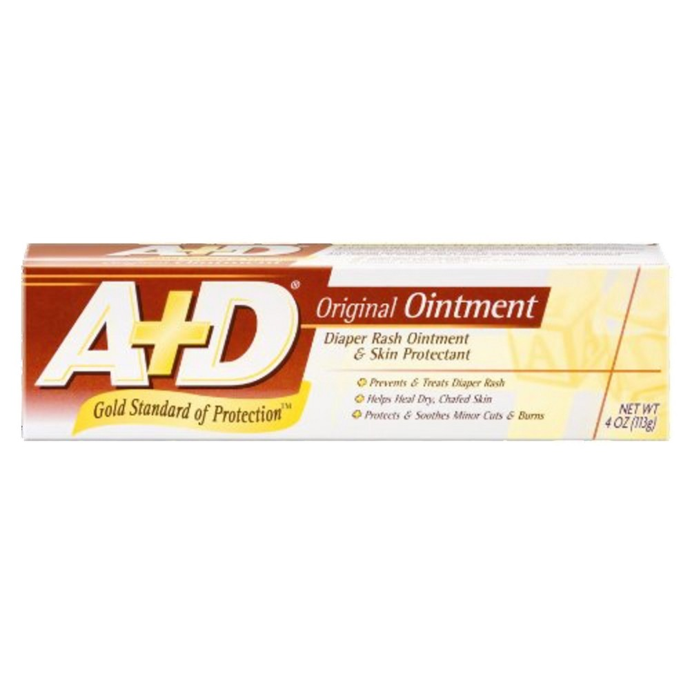 Image of A+d Original Diaper Rash Ointment - 4oz