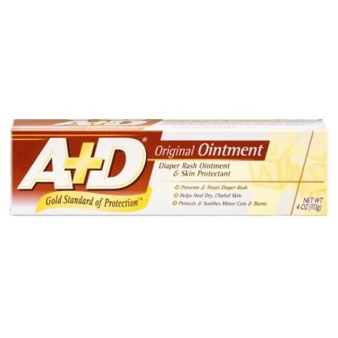 Ad Original Diaper Rash Ointment 4oz Target