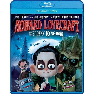 Howard Lovecraft & The Frozen Kingdom (Blu-ray)(2016)