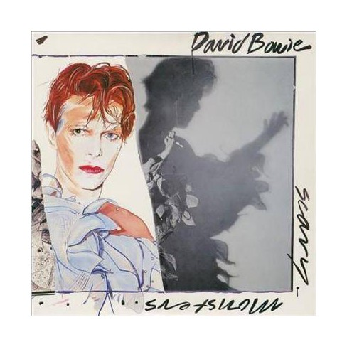 David Bowie - Scary Monsters (And Super Creeps) (CD) - image 1 of 1