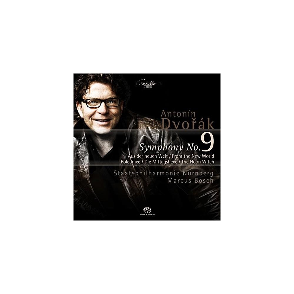 Marcus Bosch - Dvorak:Symphony No 9 (CD)