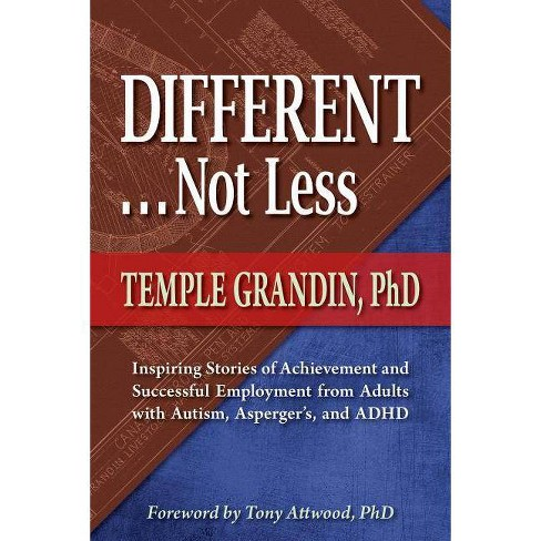 Different... Not Less - by  Temple Grandin (Paperback) - image 1 of 1
