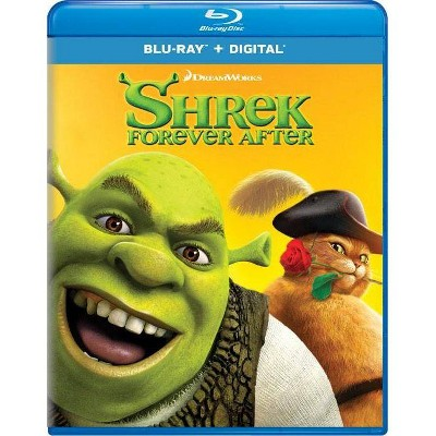 Shrek Forever After: The Final Chapter (Blu-ray + Digital)
