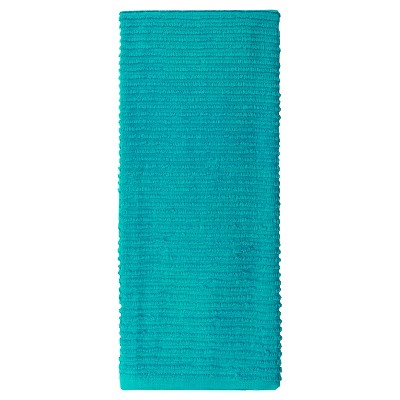 2pk Cotton Ridged Kitchen Towels - MU Kitchen