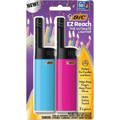 2pk Birthday Pocket Lighter