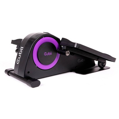 Cubii JR1 Compact Seated Elliptical Machine - Purple