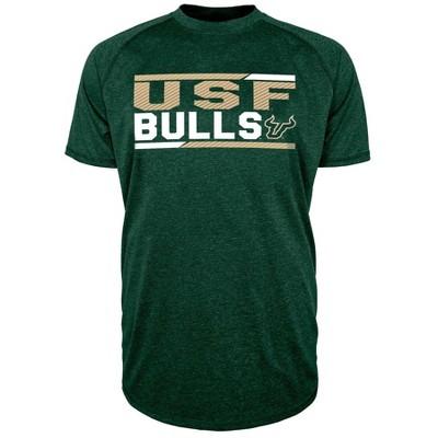 NCAA South Florida Bulls Men's Short Sleeve Performance T-Shirt