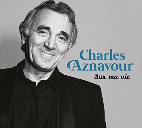 Charles Aznavour - Sur Ma Vie (CD) - image 1 of 1