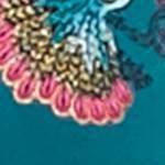 English Teal Peacock