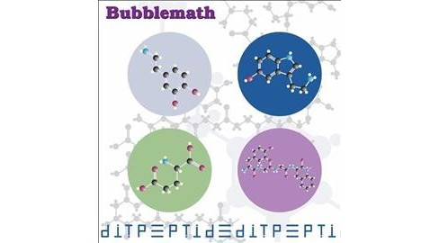 Bubblemath - Edit Peptide (CD) - image 1 of 1