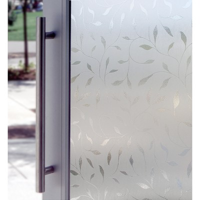 'Artscape Etched Leaf Window Film 24'' x 36'''
