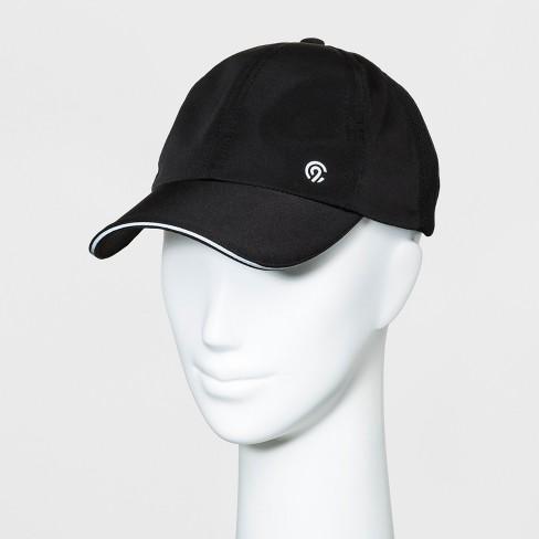 Women s Mesh Inserts Baseball Hat - C9 Champion® Black   Target 545c868787