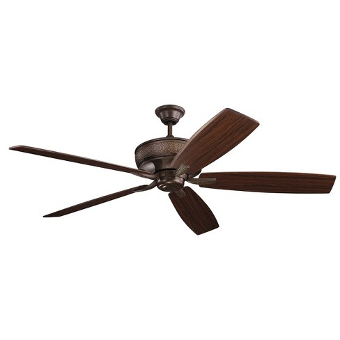 "Kichler 300206 70"" Monarch 5 Blade Ceiling Fan - image 1 of 1"