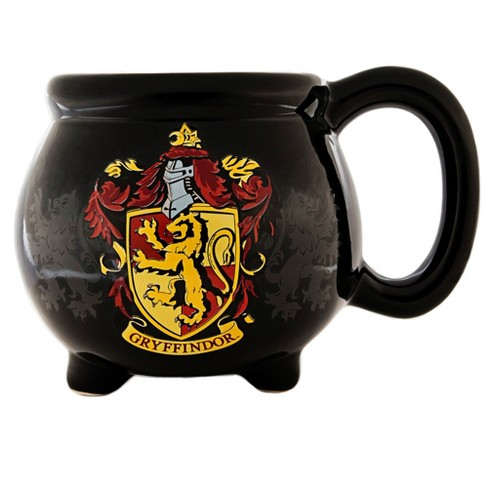 Drinkware Harry Potter Irish Coffee Mug Black - image 1 of 2