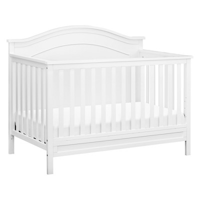 DaVinci Charlie 4-in-1 Convertible Crib - White