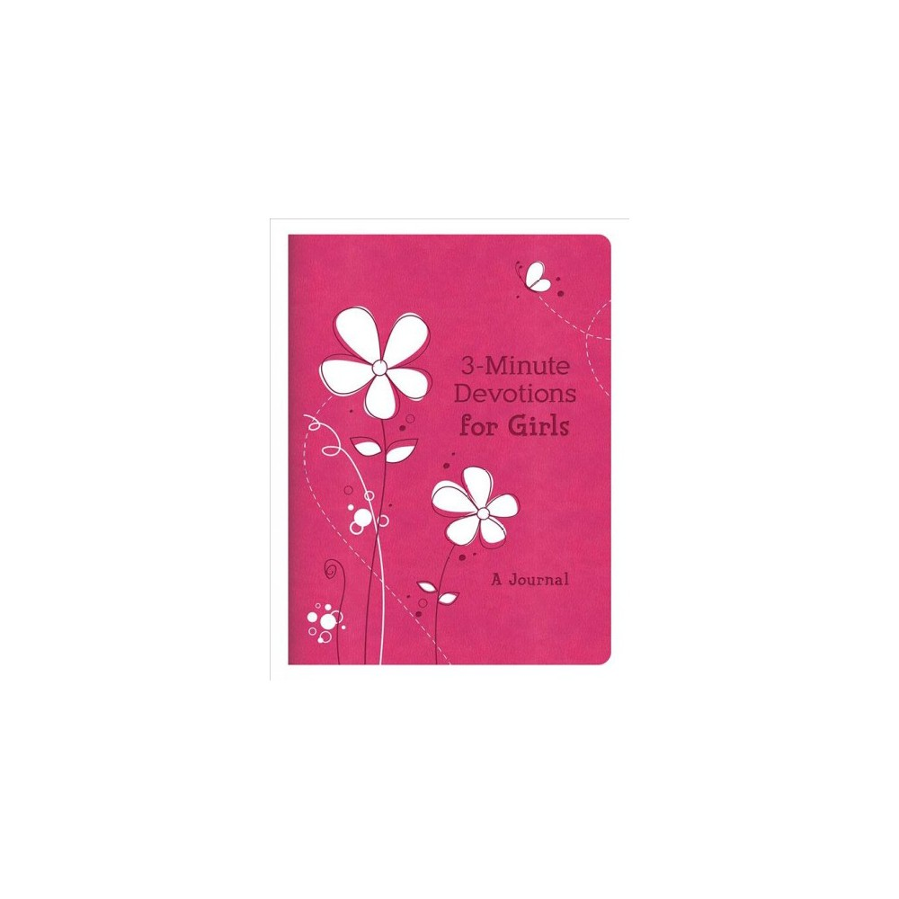 3-minute Devotions for Girls - (3-minute Devotions) by Janice Thompson (Paperback)