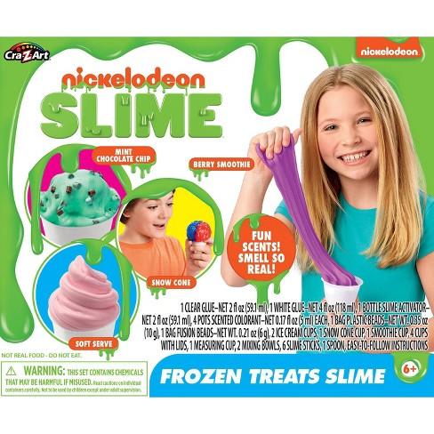 Nickelodeon Frozen Treats Slime - image 1 of 4