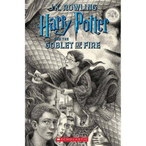 Harry Potter and the Goblet of Fire -  (Harry Potter) by J. K. Rowling (Paperback) - image 1 of 1