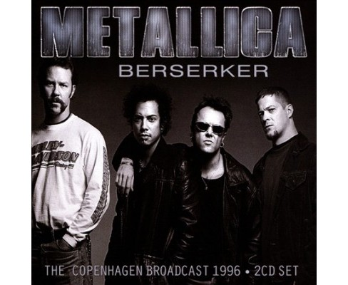 Metallica - Berserker (CD) - image 1 of 1